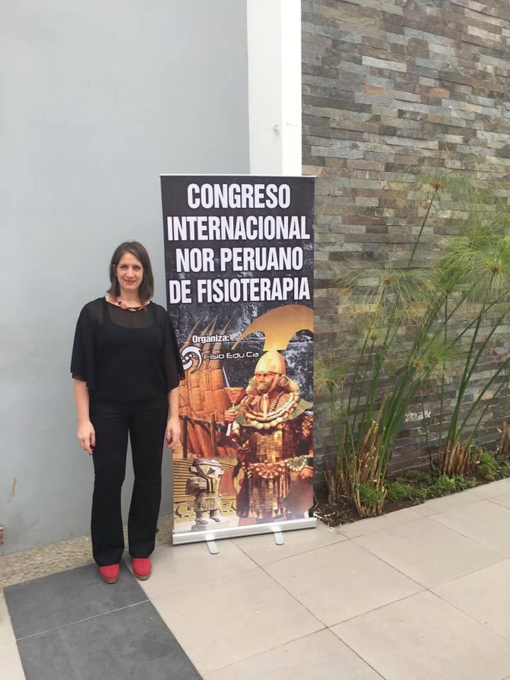 Congreso Internacional Nor Peruano de Fisioterapia