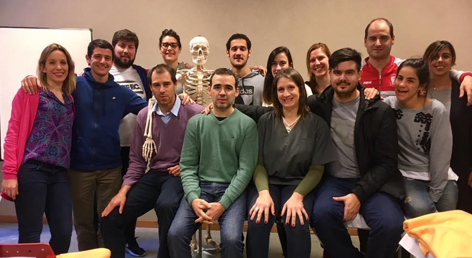 2do Año, 2do Seminario - Formación en Osteopatía 2017 - CETM
