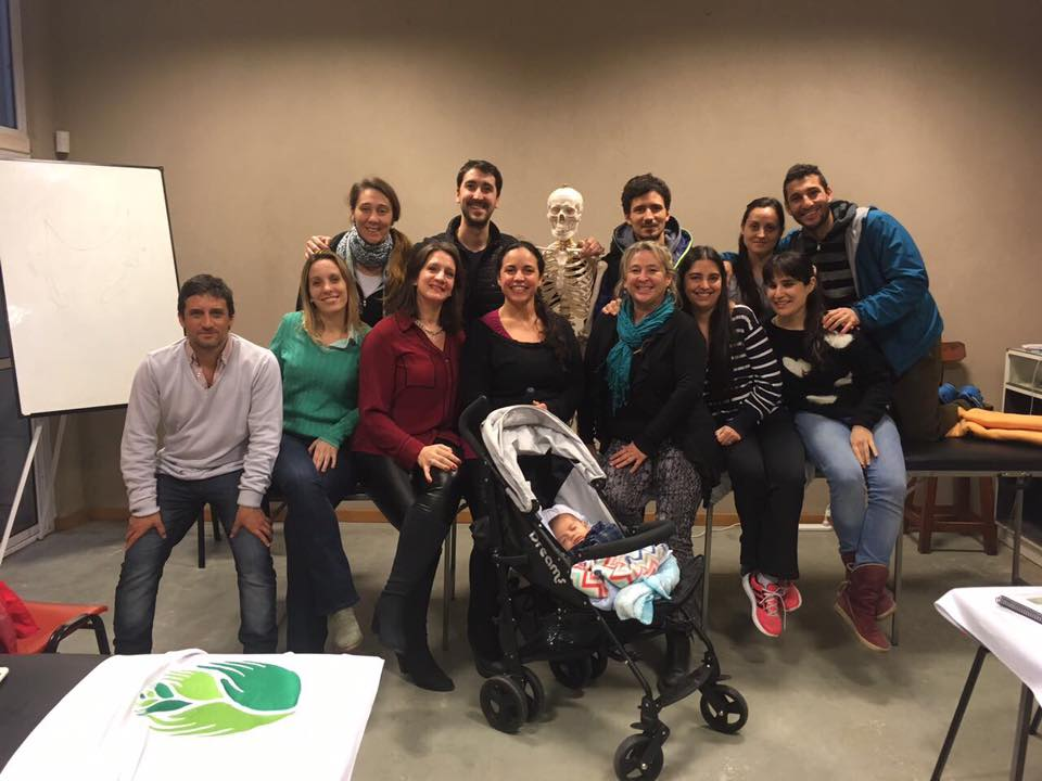 3er Año, 2do Seminario - Formación en Osteopatía 2017